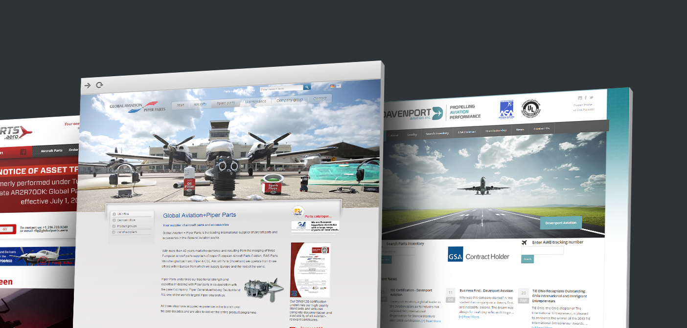 Top 10 Spare Parts Business Pages to Visit - Aviation Business Blog