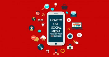 Social media for B2B business