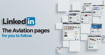 linkedin aviation pages